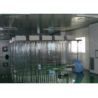 China Class 1000 Movable Softwall Cleanroom Booth For Food Beverage Industry for sale
