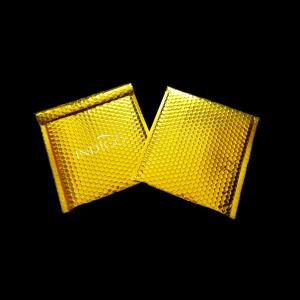 Wholesale Glossy Metallic Foil Padded Mailing Envelopes from china suppliers