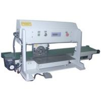 Precision pcb depaneling machine with conveyer belt CWV-2A