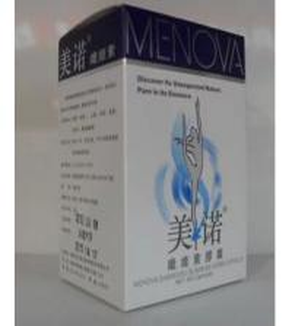 Best 100% herbal  Menova Qianweisu Slimming weight loss product wholesale