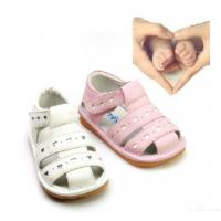 Buy cheap Freycoo Baby Leather Sandals For Summer from wholesalers