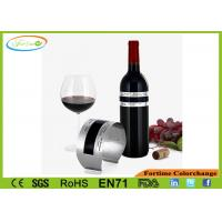 LCD Stainless Steel Bar Accessories Perfect Promotion Gift Wine Bottle Thermometer