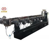 Wholesale Recycling Plastic Film Extrusion Machine , Single Screw PE PP Extruder Machine from china suppliers