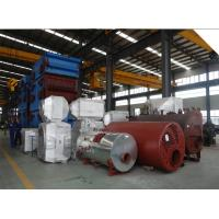 China Industry Corking Furnace Waste Heat Boiler / Waste Heat Recovery Steam Boiler for sale