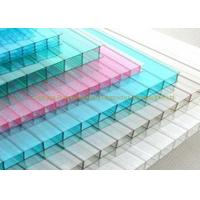 China 4x8 Sheet Plastic Polycarbonate Frp Roof Panels Transparent Corrugated Roofing Sheets on sale