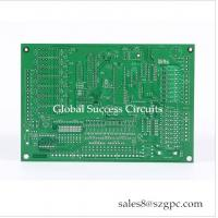 China Factory price HASL 1 OZ Double Sided PCB printed circuit Board 2 Layer Square Board For security camera for sale