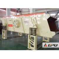 Wholesale Professional Copper Ore Vibratory Screener With Ring - Grooved Lock Bolt from china suppliers