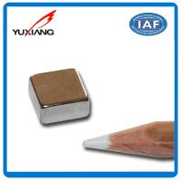 Wholesale N50 Sintered Neodymium Rare Earth Magnets , High Strength Magnets Long Lifetime from china suppliers