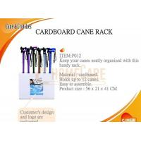 Wholesale Cardboard Cane Rack from china suppliers