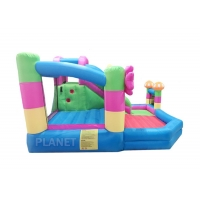 Wholesale Party 840D Oxford Nylon Inflatable Bounce House from china suppliers