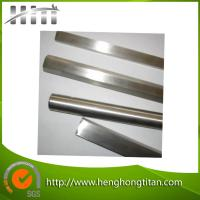 China HHT High Quality ASTM B348 Gr1 High Purity Titanium Round Bar for Industrial for sale