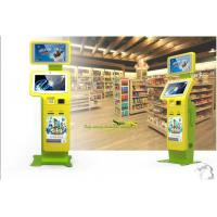 Wholesale Sef Service TFT LCD Monitor Invoices Printing, Elegant Looking Lobby Kiosk from china suppliers