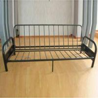 China Metal Outdoor Sofa Cum Bed, Wall Bed, Used as Bed and Sofa, Modern Structure with 137x`90cm Mattress on sale