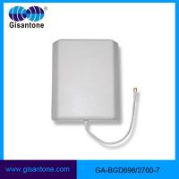 Wholesale 698-2700MHz 700-2700MHz 790-2700MHz LTE 4G Indoor Outdoor Directional Panel Antenna from china suppliers