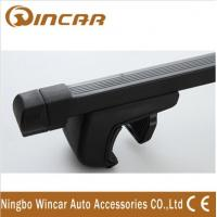 China Heavy Duty Aluminium Lockable Car Roof Racks Estate Roof Bars Crossbar on sale