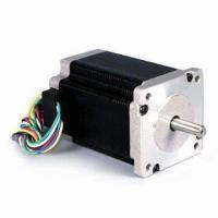 Quality 60mm Square Flange Nema Stepper Motor For Sewing Machine Automatic Facilities for sale
