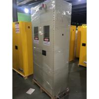 Quality Metal Fireproof Storage Cabinet For Storing Gas Oxygen / Paint / IBC Drum for sale