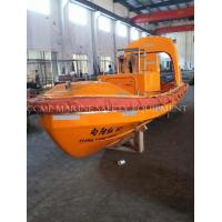 Wholesale 6-15 persons CCS Approval fast rescue boat from china suppliers