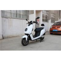 China 48V 20AH 1200W Street Legal Electric Road Scooter 350 - 500 Charging Cycles Battery Life on sale