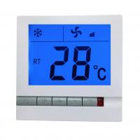 HVAC Systems Type FCU controller thermostat for fan coil