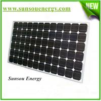 China High efficiency 320w mono-crystalline pv solar panel for solar home power system, solar power plant on sale