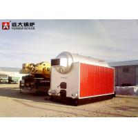 Wholesale Water Tube Coal Hot Water Boiler , Biomass Bagasse Fired Hot Water Boiler from china suppliers