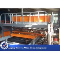 Wholesale Pneumatic Reinforcing Wire Mesh Making Machine Easy Operation Width 2500mm from china suppliers