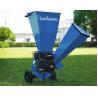 Buy cheap Manual Start Landscaping Power Equipment 3 IN 1 Wood Chipper Shredder from wholesalers