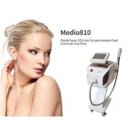 China Vascular 808 Laser Hair Removal Device , Medical Laser Hair Removal Machines for sale