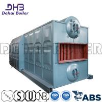 China Horizontal Package Steam Boiler , Heat Pack Boiler With Drum Level Control for sale