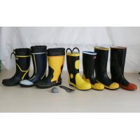 Wholesale Rubber Safety Boots, Fireman