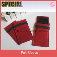 China Felt phone case card holder,wholesale cell phone case on sale