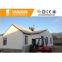 Wholesale Fire Resistant Area Saving EPS Sand Cement Sandwich Wall Panels from china suppliers