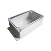 Wholesale Electronic IP65 200*120*75mm Wall Mount Plastic Enclosure from china suppliers
