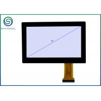 Wholesale PCAP Projected Capacitive 7 Inch Industrial Touch Screen With USB Interface from china suppliers