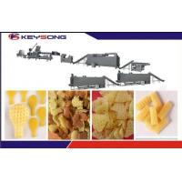 Wholesale Crispy Pea Snack Extruder Machine , High Output Snacks Production Machines from china suppliers