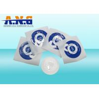 Wholesale Universal compatibility NFC Stickers Ntag213 Round ø22mm HF RFID tags from china suppliers