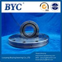 Wholesale RU148 crossed roller bearing|90*210*25mm THK type BYC slewing ring bearings price|thin bearing from china suppliers