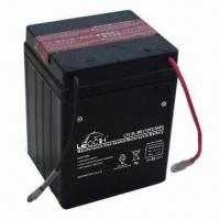 Wholesale 12V 2.5Ah SMF Lead-acid Motorcycle Battery, Sized 80 x 70 x 105mm from china suppliers