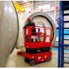 Buy cheap 6 M China Electric Scissor Lift Hydraulic Scissor Lifting Platform Self from wholesalers