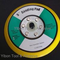 Wholesale 5inch Sanding Pad/Velcro Sanding Pad/Abrasive Pad with threads from china suppliers