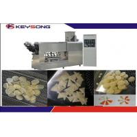 Wholesale Frying Snack Pellet Production Line Extruder Machine Stainless Steel 304 Material from china suppliers