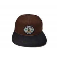 Wholesale New Style ACE Unisex Outdoor Solid Color Custom Applique Patch Logo Snapback Sports Flat Brim Cap from china suppliers