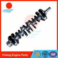 Wholesale excavator crankshaft wholesale in China market DAEWOO DB58 crankshaft 65.02101-0045A for UH07-7 DH150 DH130 from china suppliers