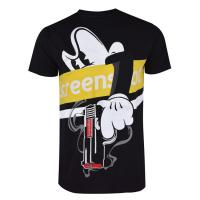 China 3D Printing Stylish Mens T Shirts Mickey Mouse Pattern For Adults / Teenager on sale