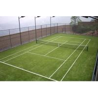 Buy cheap Fire-retardant Green Tennis Artificial Fake Turf Grass Gauge 5/32 from wholesalers
