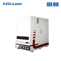 Wholesale 20W Newest Enclosed Fiber Laser Marking Machine from china suppliers