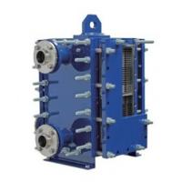 Wholesale Easy Cleaning Fully Welded Plate Heat Exchanger Block Type High Efficient from china suppliers