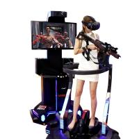 Wholesale Exclusive Shooting Game Virtual Reality Simulator For Game Zone Customized Color from china suppliers