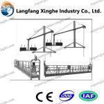 Best Construction electric lift hoist ZLP series/hot galvanized steel cradle manufactuer wholesale